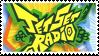 Jet Set Radio Stamp by lowporygon