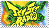 Jet Set Radio Stamp by dinostreet