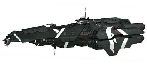 Thanatos-class ''Hunter-Killer'' Destroyer