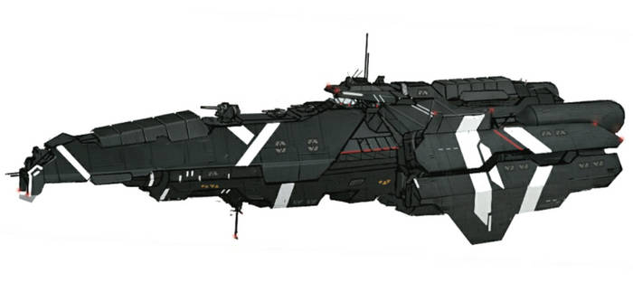 Thanatos-class ''Hunter-Killer'' Destroyer