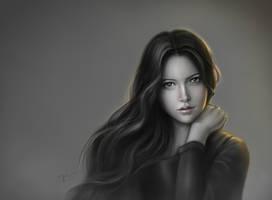 Nadya [Photo study] by TinyTruc