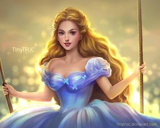 Cinderella Princess by TinyTruc