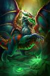 Poison Dragon - Card Game