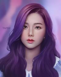 Portrait Jisoo Blackpink