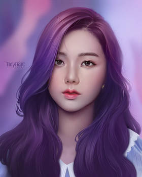 Portrait Jisoo Blackpink