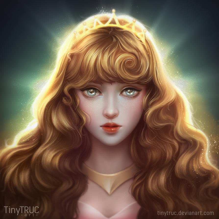 Aurora Princess by TinyTruc