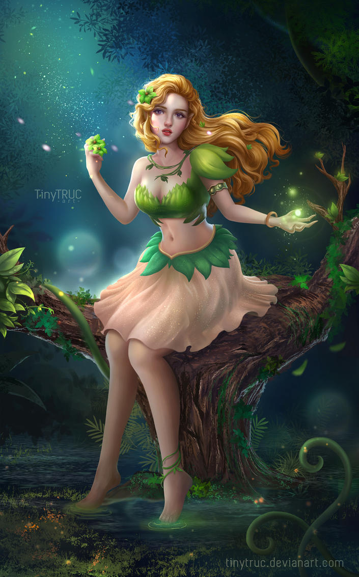 Fairy Tale Princess by TinyTruc