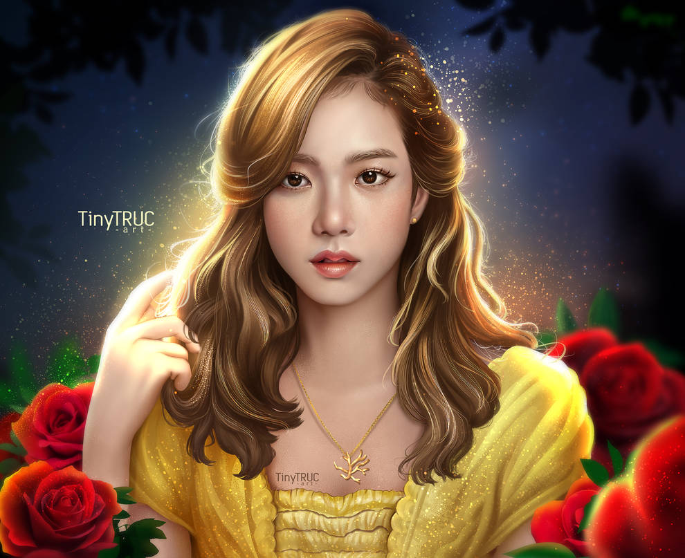 Jisoo Belle by TinyTruc
