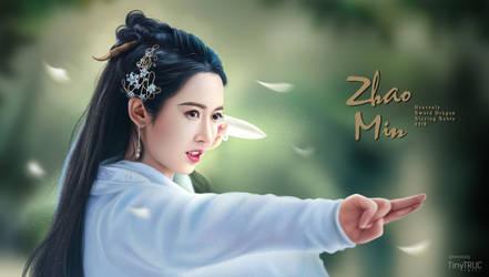 Zhao Min - Yukee Chen fan art