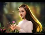 Vietnamese Girl - Mat Biec movie