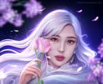 Pony makeup fanart - Park Hye-Min