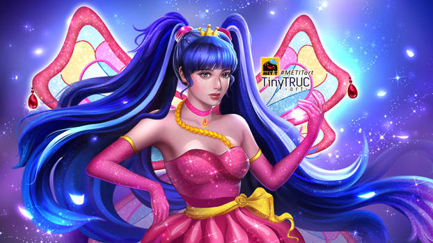 Musa Winx Club Enchantix