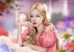 Rose Blackpink - Spring Princess