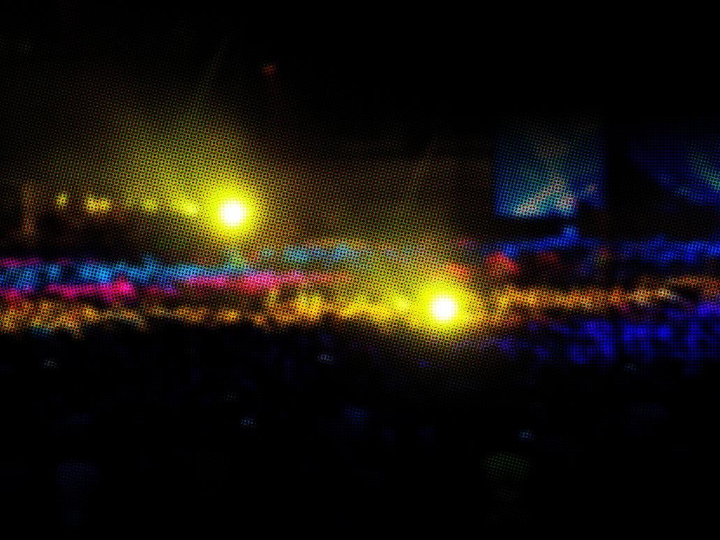 techno rainbow background - photo #37