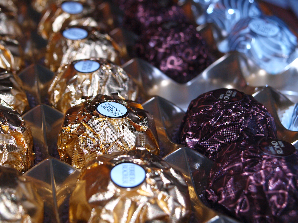 Buy Ferrero Rocher Cake Uk