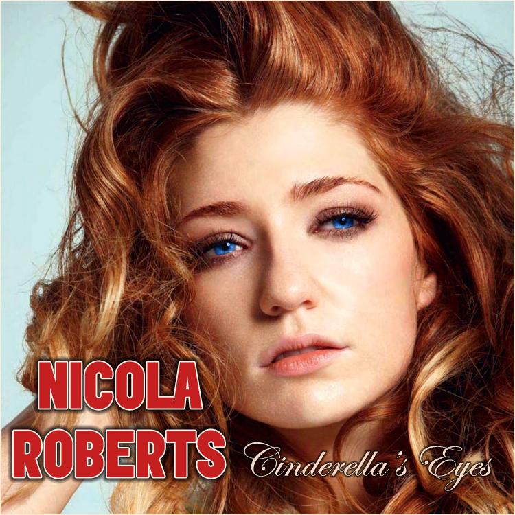 Nicola Roberts: Cinderella's Eyes COVER by Lil-Plunkie