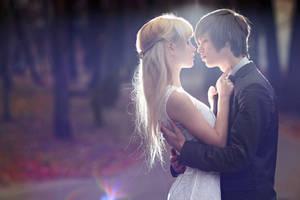 love is by VikkyCrystal