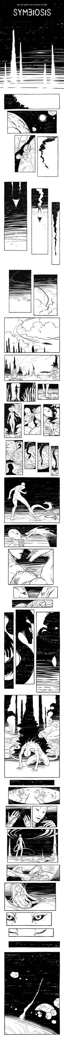 Symbiosis comix