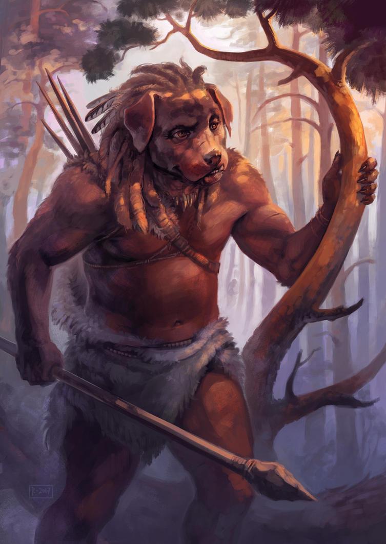 Hunter by skitalets