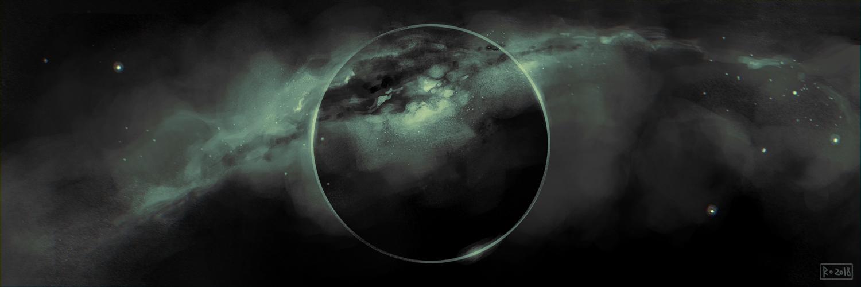 Black lens by skitalets