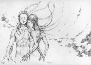 Wan and Orrin by skitalets