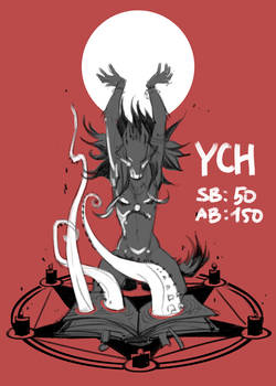 Halloween YCH 4/4