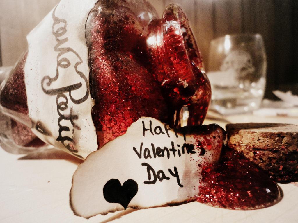 Be My Valentine by SaieraElfy
