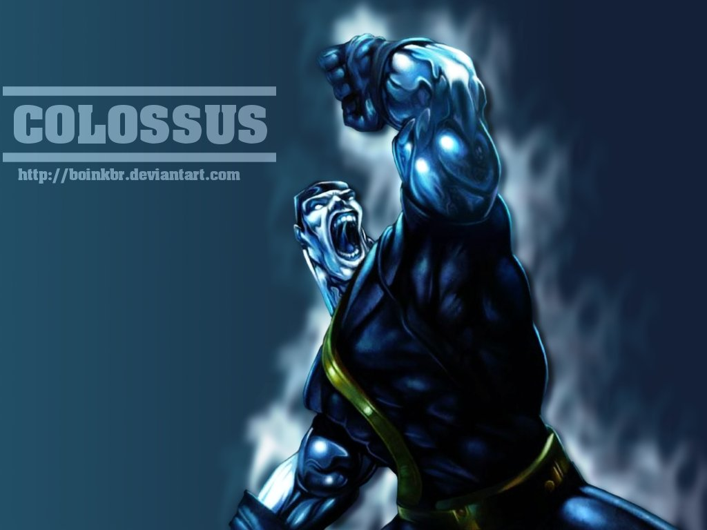 COLOSSUS - X-ME... X Men 2 Colossus