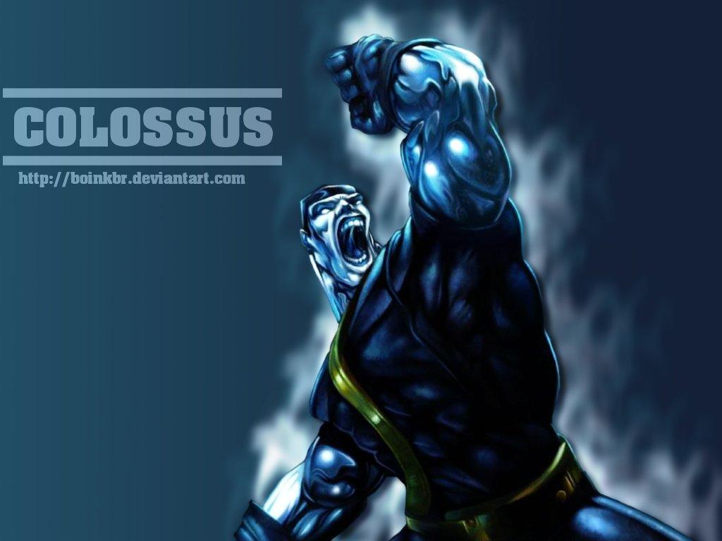 colossus marvel x men - photo #22