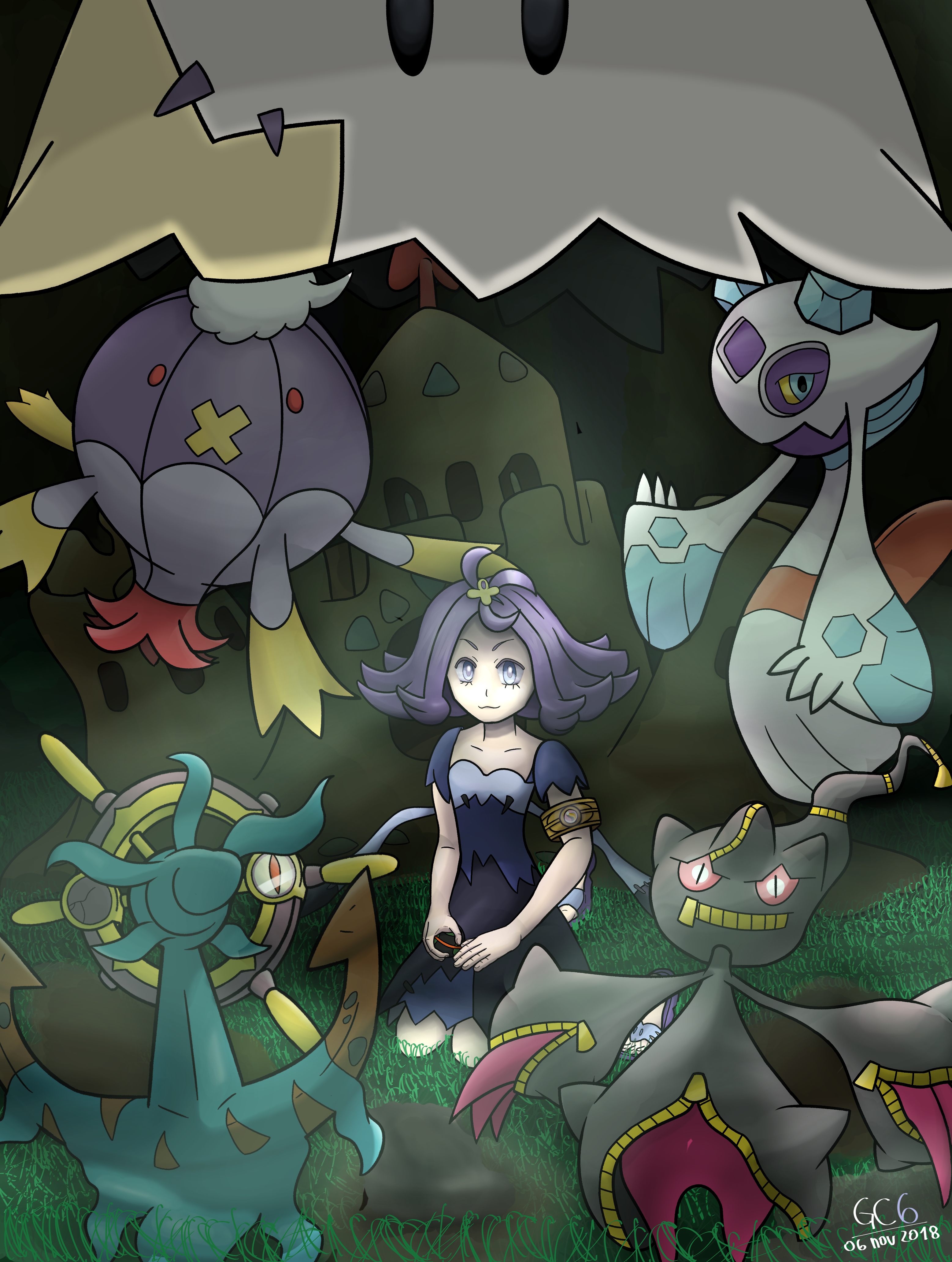 Ultra Spooky Acerola! by GC6