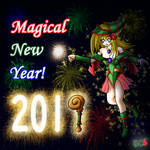 Magical New Year 2019!
