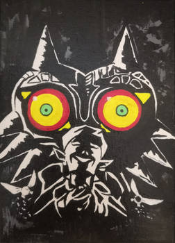 You've met with a terrible fate.