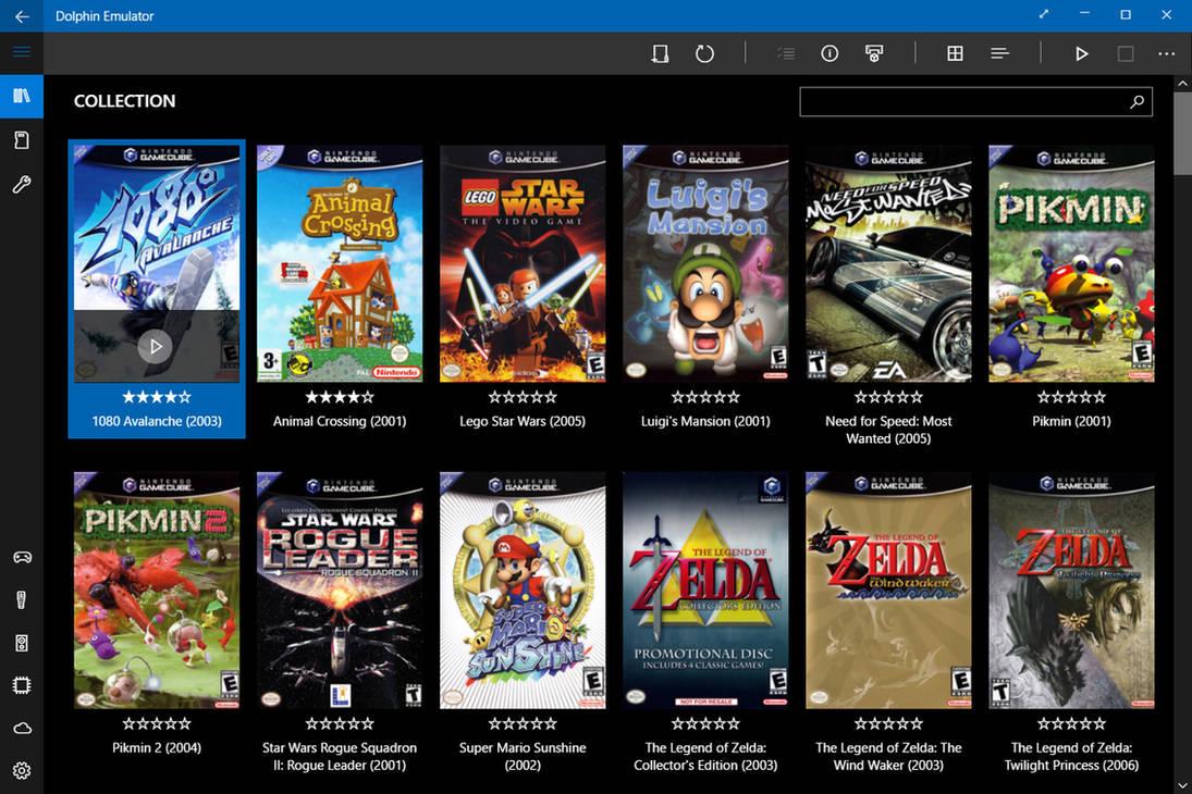 download wii emulator