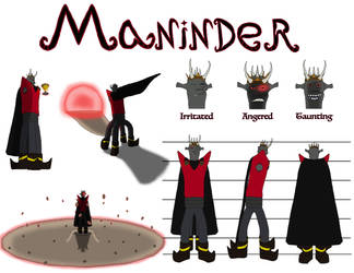 Reference Sheet (Maninder) by TheProphet191