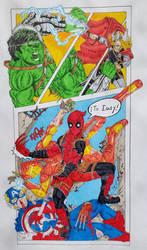 Tatto Marvel