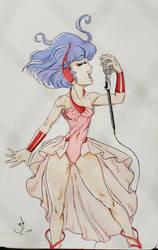 Mami-chan The last dress