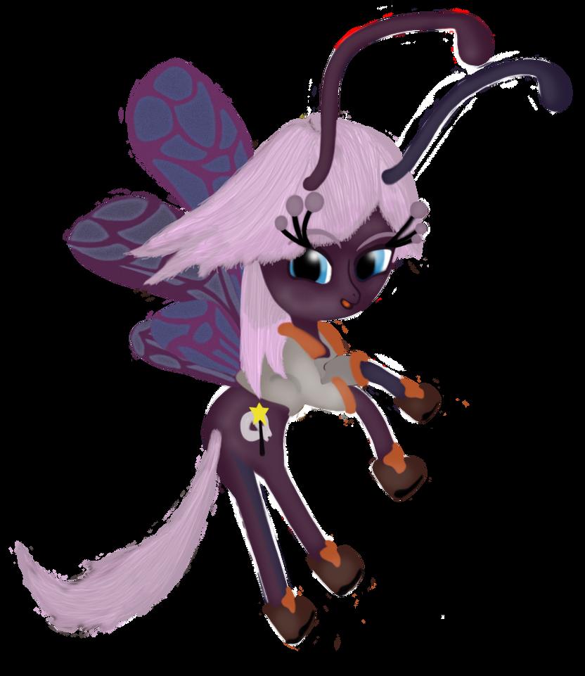 Pixie Goth by Shadowflashdabearded