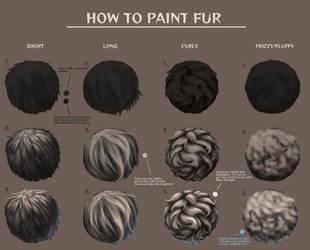 Fur Tutorial! by CherishArt