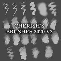 Cherish's Procreate Brushes 2020