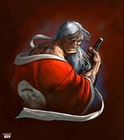 Mr Samurai by ncrow