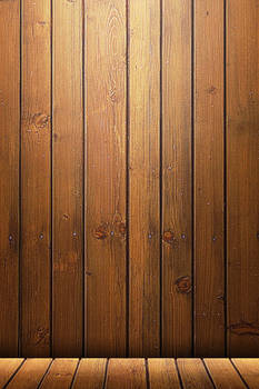 Wooden Background only