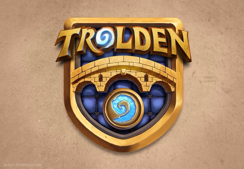 Trolden Channel Logo by ncrow
