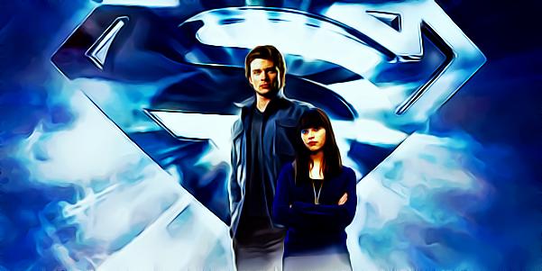 Clark Kent and Lois Lane by brookierulestheworld