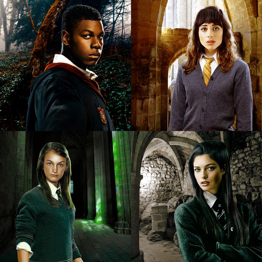 Harry Potter Manips by brookierulestheworld