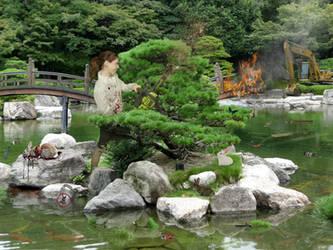 Japanese Garden by Dragon-Kiss