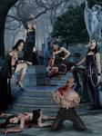 Lamia Vampire by Dragon-Kiss