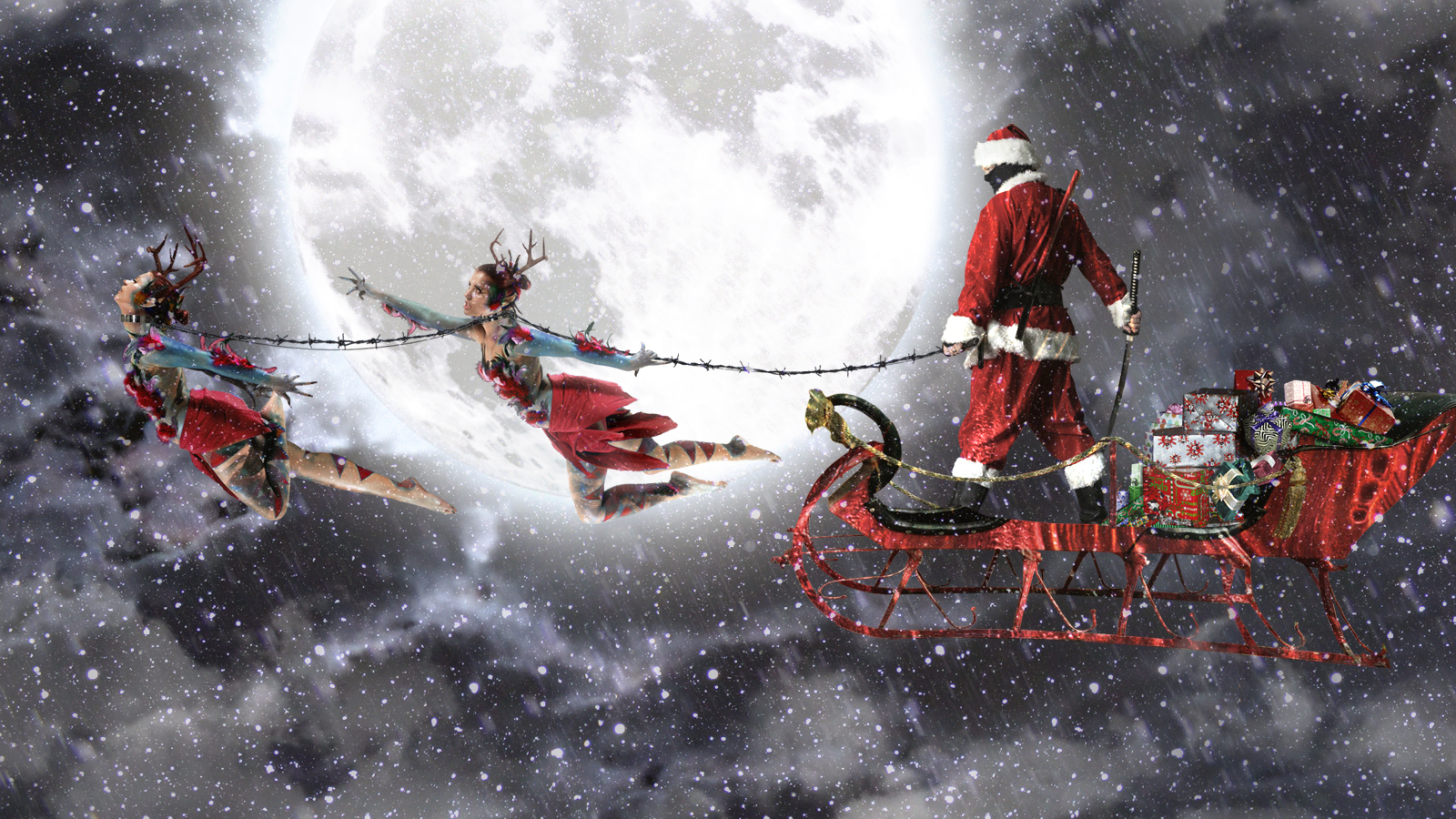 I hate Christmas 3