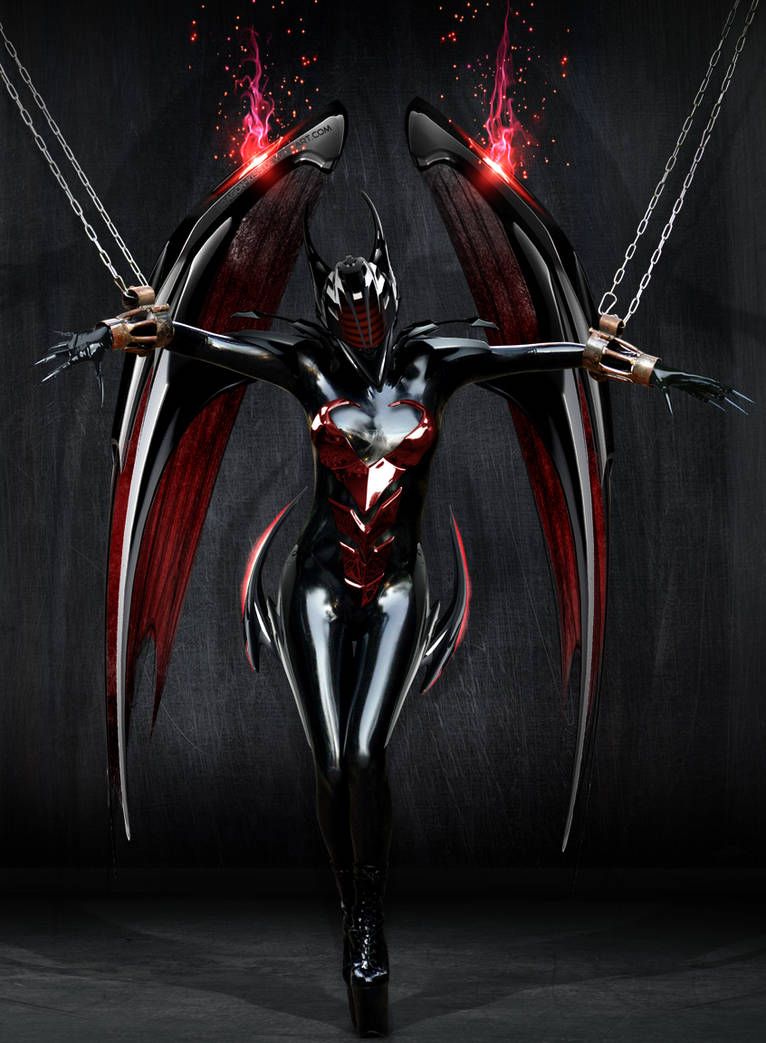 Tech Angel by Dragon-Kiss