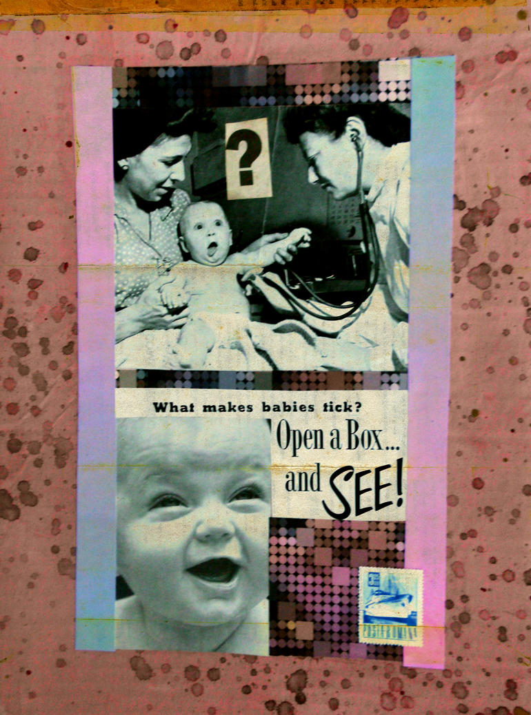 What Makes Babies Tick by fleetofgypsies