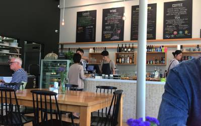 NZRoadtrip  - Cafe Parnell by fleetofgypsies